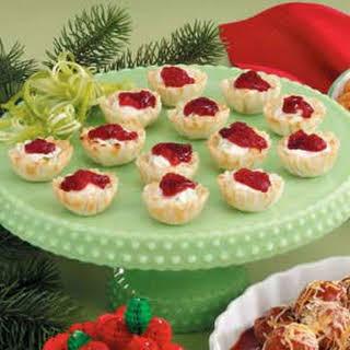 Festive Crab Cakes.