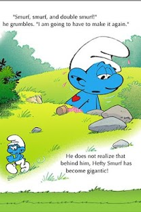 The Smurfs - The Giant Smurf 漫畫 App-愛順發玩APP