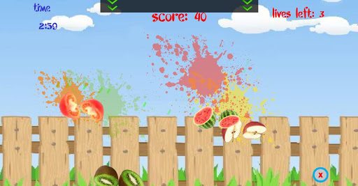 【免費解謎App】Crazy Fruits Killer-APP點子
