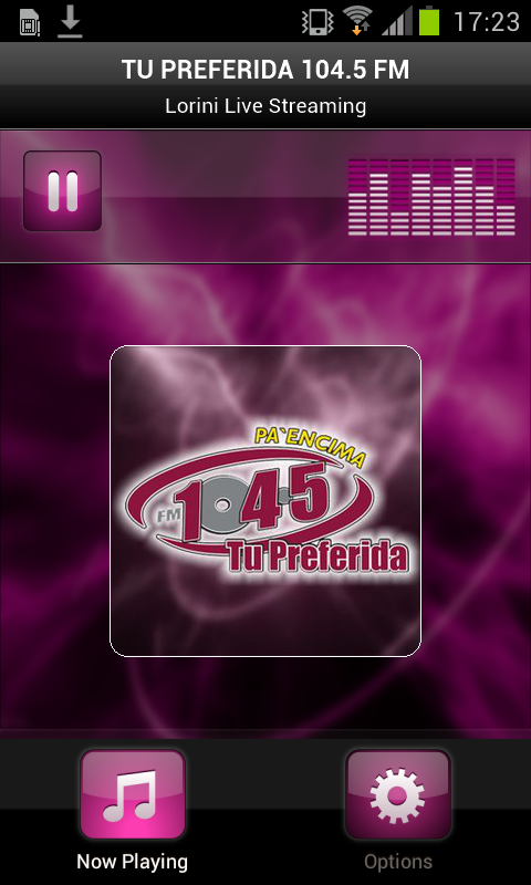 TU PREFERIDA 104.5 FM- screenshot