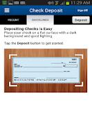 Screenshot of S&T Mobile Banking