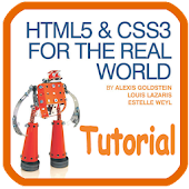 HTML5 CSS3 eBook for Developer