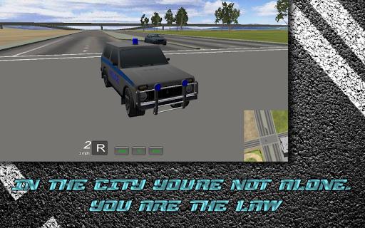 【免費模擬App】Lada Niva Police 3D-APP點子