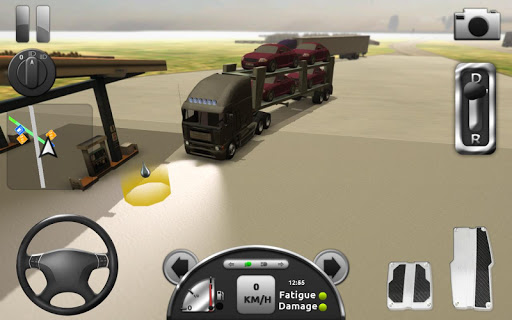 Truck Simulator 3D 2.1 screenshots 20