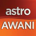 Astro AWANI - #1 24-hour News Channel in Malaysia icon