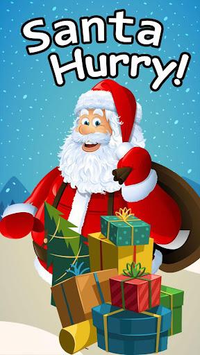 Santa Hurry Save Christmas