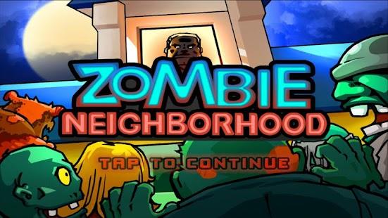 Zombie VS Fat Man screenshot