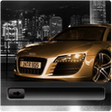 Audi Lock Screen Theme icon
