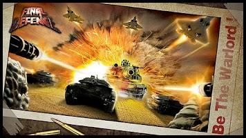 Screenshot of Final Defence
