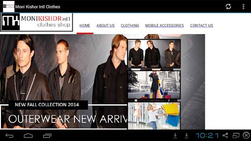 Monikishor Int'l Clothes Shop