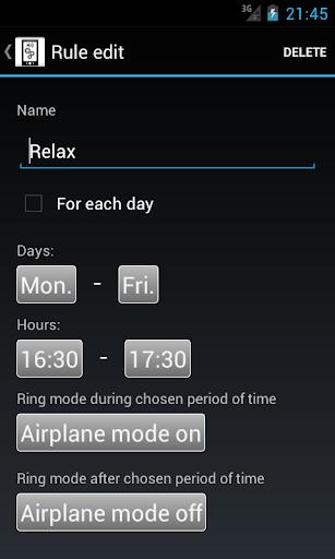 【免費工具App】Mode Planner-APP點子
