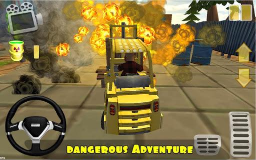 【免費模擬App】Crash Loader drive chase time:-APP點子