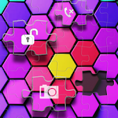 Go locker Puzzle theme