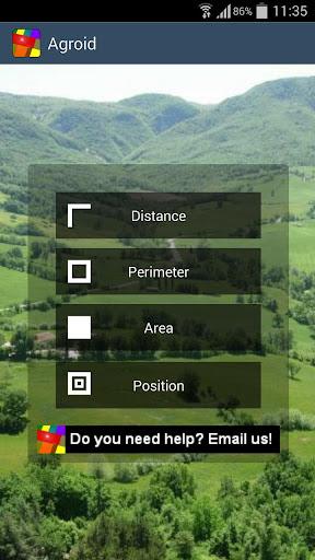 Agroid GPS Area Meter