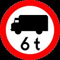 Znaki drogowe logo