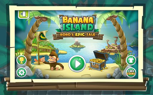 멍키 러너: 정글 런 - 무료 러닝 게임