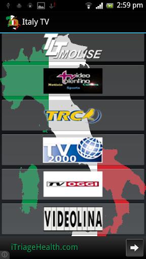 Italy TV