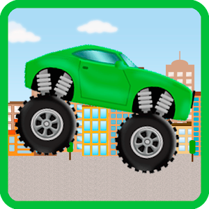 卡車跳躍遊戲 休閒 App LOGO-硬是要APP