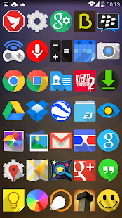 Shapes & Shades  icons&walls - screenshot thumbnail