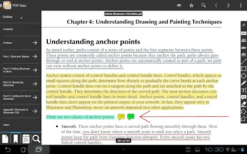 TEXT READER PDF ANDROID REFLOW