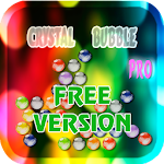 Crystal Bubble Free
