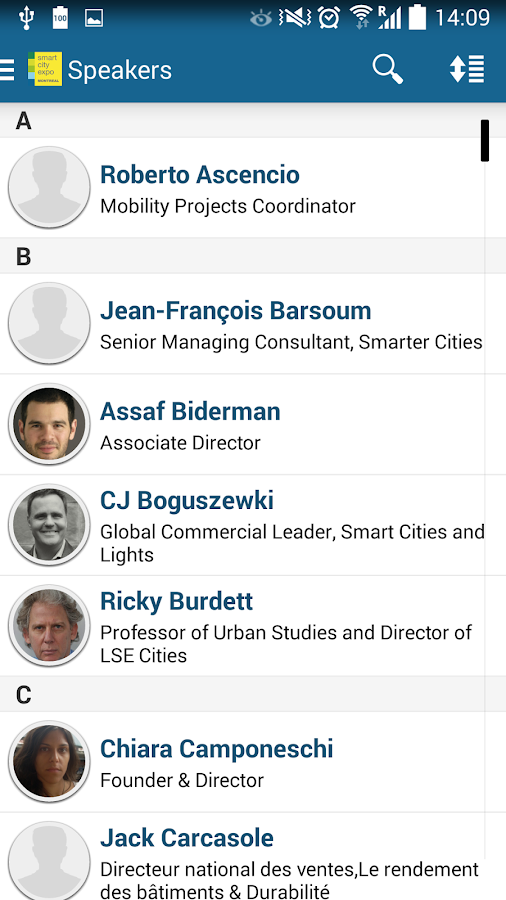 Smart City Expo MTL- screenshot