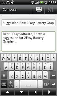 2Easy Battery Grapher- screenshot thumbnail