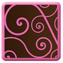 Fancy Flourish – Pink Theme logo