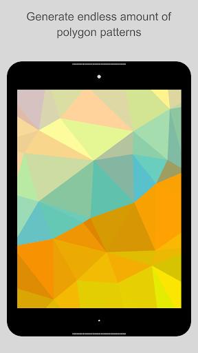 PolyGen - Create Polygon Art  screenshots 12