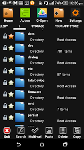 File Quest File Manager- screenshot thumbnail