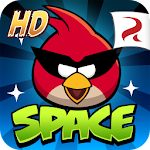 Angry Birds Space HD 2.2.13 (Mod Power-Ups/Unlocked)