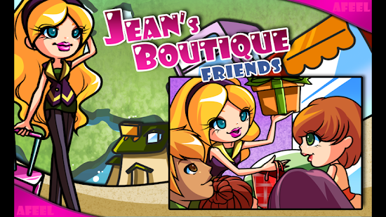 Jean's Boutique Friends- screenshot thumbnail