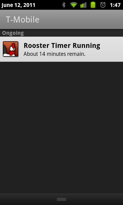 Rooster- screenshot