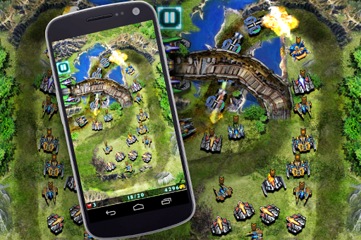 Galaxy Defense (Tower Game) 1.11 de.gamequotes.net 2