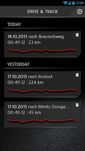 Drive Track