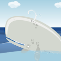 The whale of the times tables icon