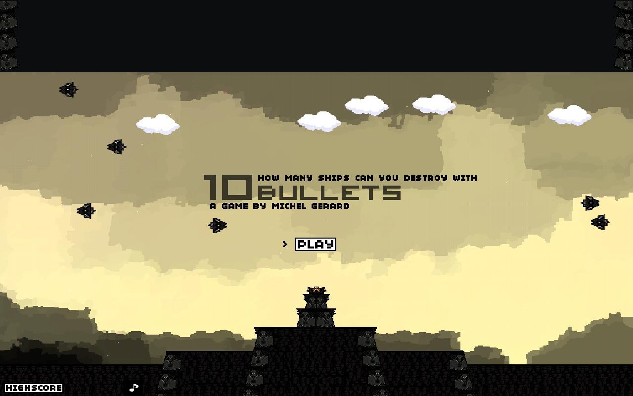 10 Bullets HD– Capture d'écran