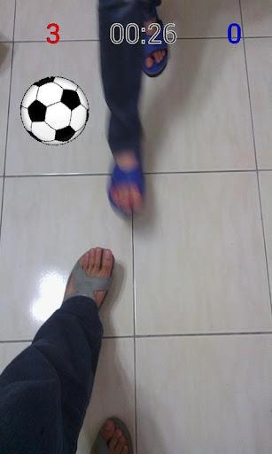 Kick Ball (AR Soccer) 1.15 screenshots 4