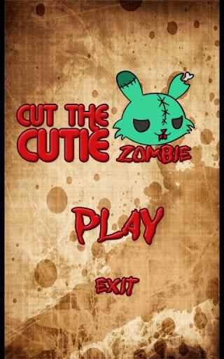 The Dead Walking cute zombie