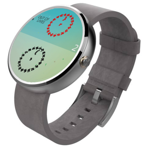 .NOON. Android Wear