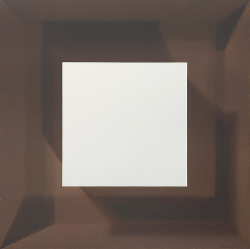 White Cube in Brown Cube