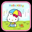 Hello Kitty Cool Rainy Theme icon