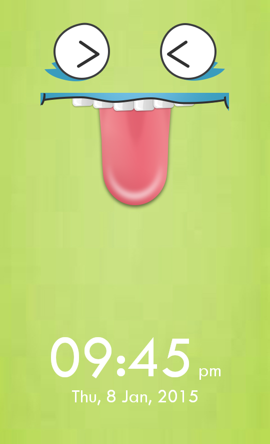 Funny Face Lock Screen - Revenue & Download estimates