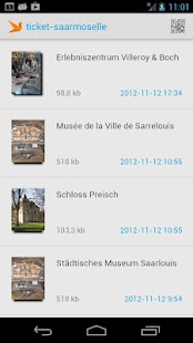 Ticket Saarmoselle - screenshot thumbnail