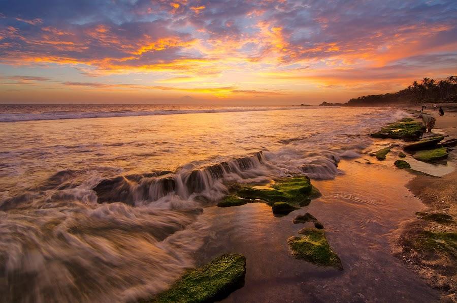 COCO BEACH by Azwar Mahfudz - Landscapes Sunsets & Sunrises