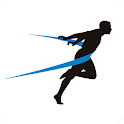 FitTracker Run Walk Cycle GPS icon