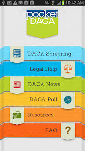 Pocket DACA - screenshot thumbnail