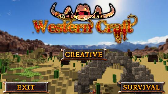 Western Craft: Wild West