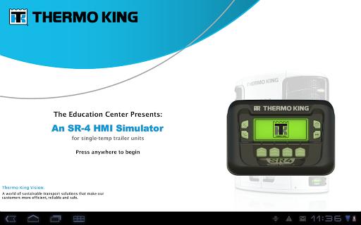 Thermo King SR-4 Simulator