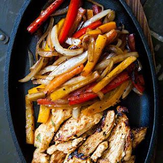 Shredded Chicken Fajitas Recipes.